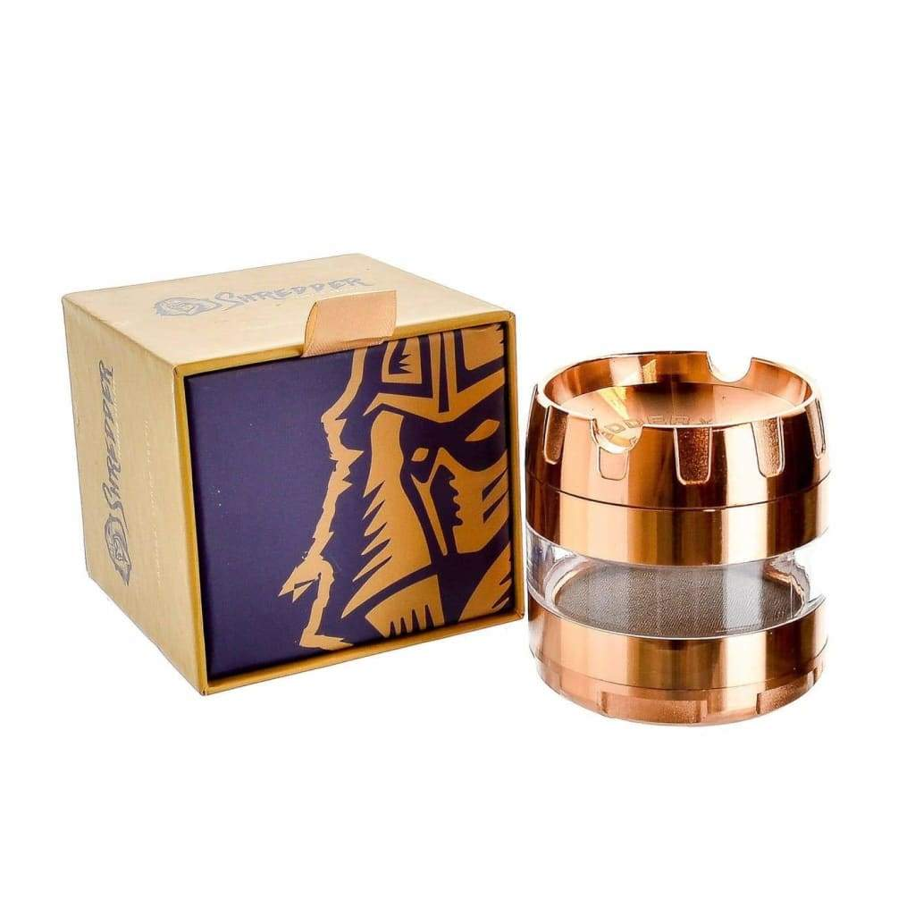 Shredder Premium Grinder Copper