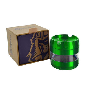 Shredder Premium Grinder Green