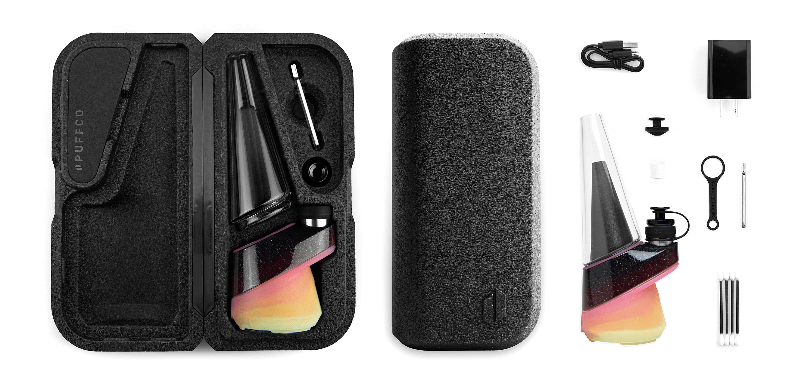 Puffco Peak Sunset Smart Rig (Limited Edition)