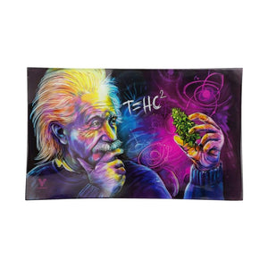 T=hc2 Einstein Glass Tray