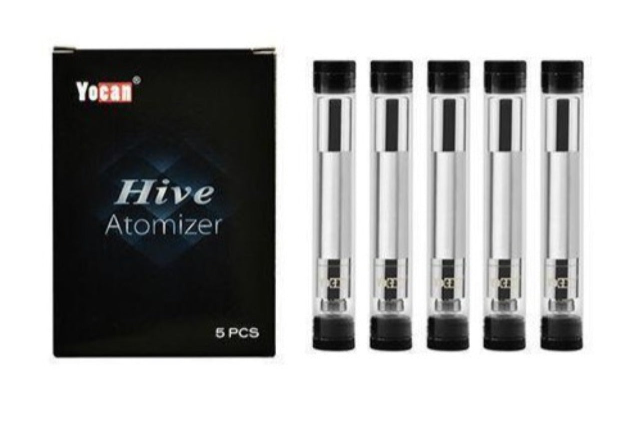Yocan Hive Replacement Atomizers (5 pack)