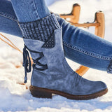 Winter Mid-Calf Boots