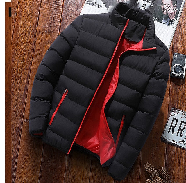 Breathable Casual Cool Down Jacket