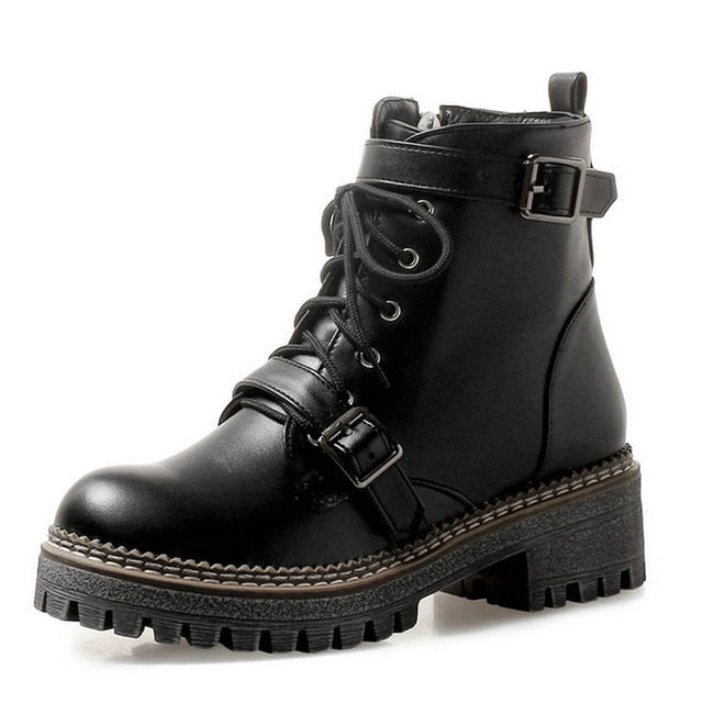 Ankle Boots Winter