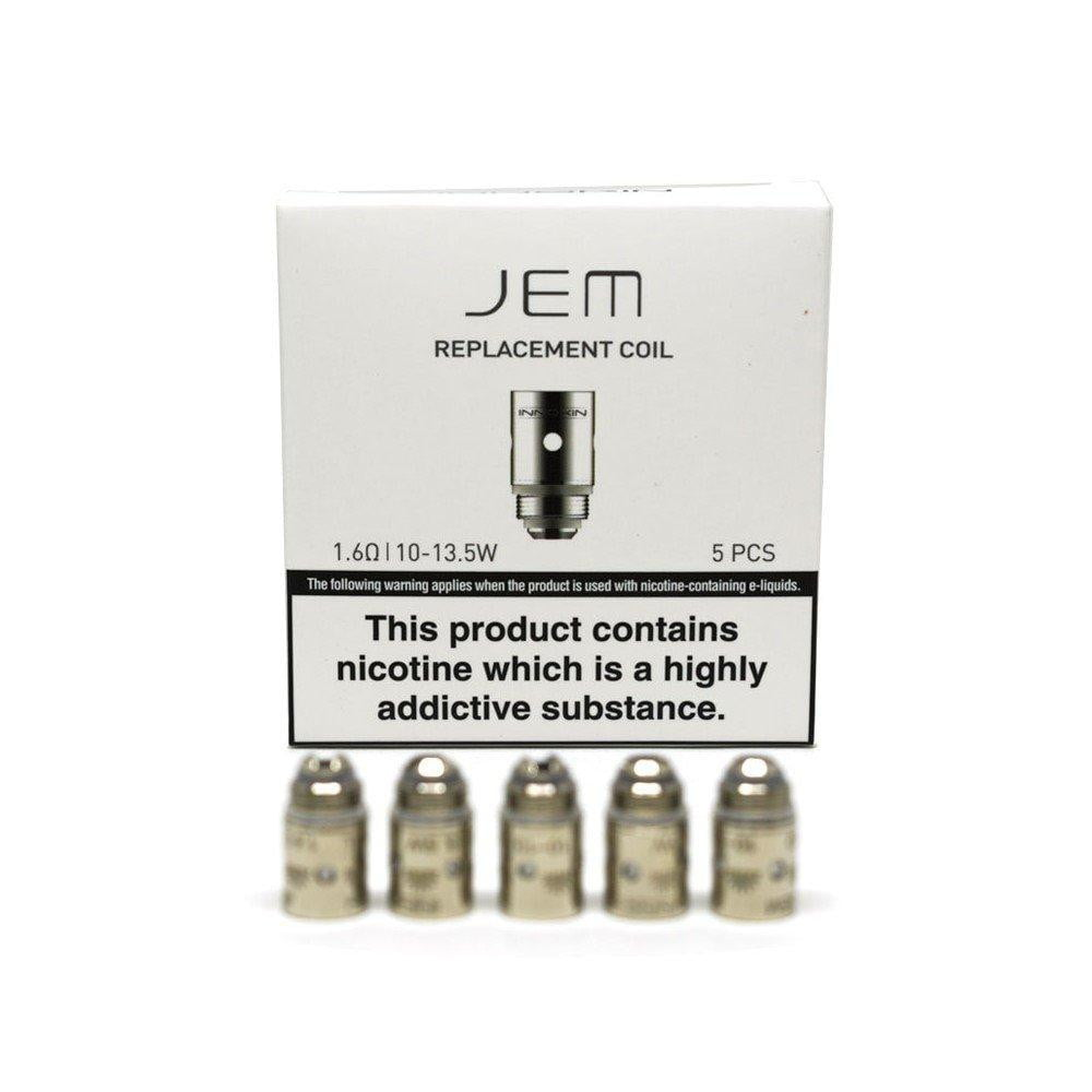 Innokin JEM 1.6ohm Coil head 5/Pack