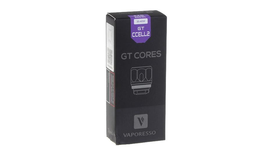 Vaporesso GT Ccell 2 0.3ohm Coil head 3/Pack