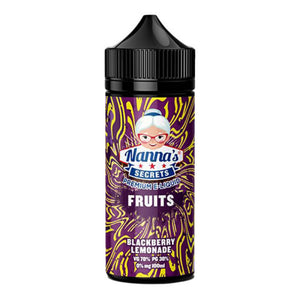 NANA'S SECRETS - BLACKBERRY LEMONADE