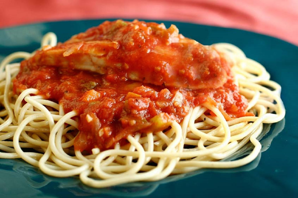 Chicken Marinara with Pasta - 3 Serving Entree