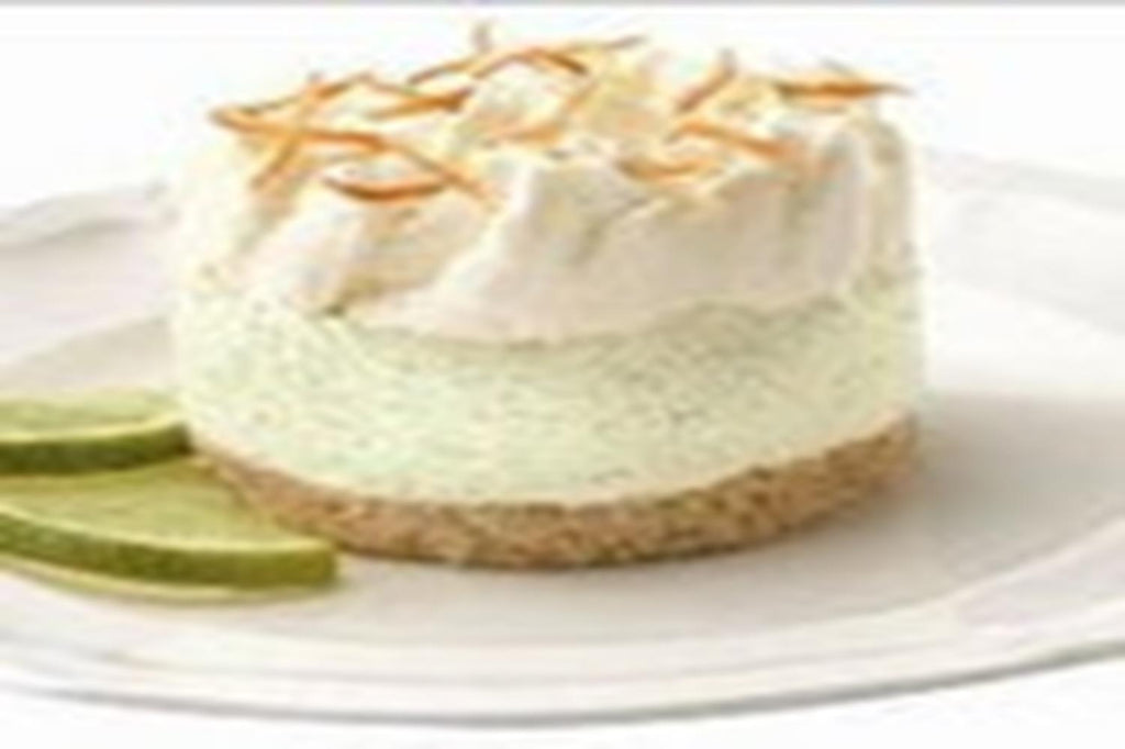 Individual Key Lime Pie - 4 Serving Dessert
