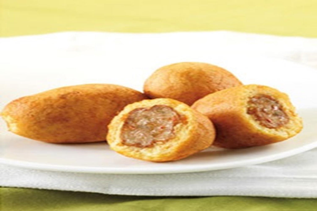 Mini Pancake and Sausage Nuggets - 3 Serving Side