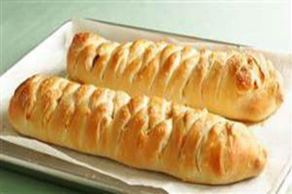 Pepperoni Stuffed Braided Bread - 3 Serving Entree