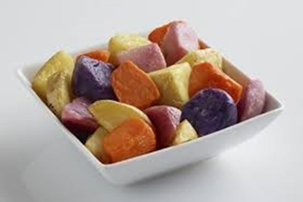 Tri-Cut Potato Medley - 3 Serving Side