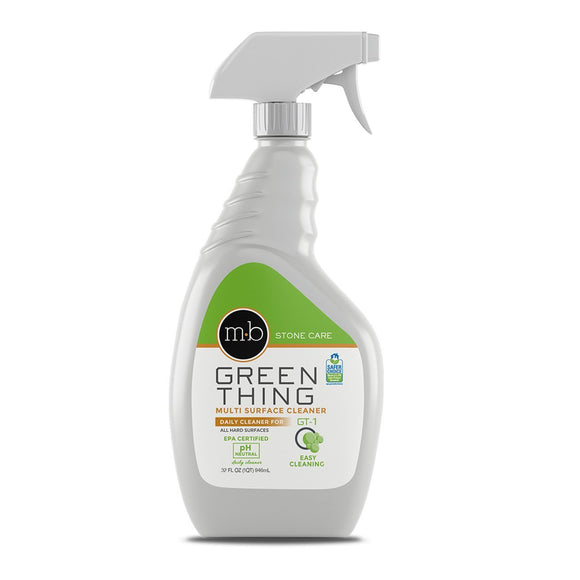 Eco-friendly granite cleaner