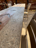 concrete outdoor countertop