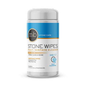 MB17 Cleaning Wipes for Natural Stone