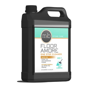 MB1 Floor Amore Natural Stone Floor Cleaner Gallon