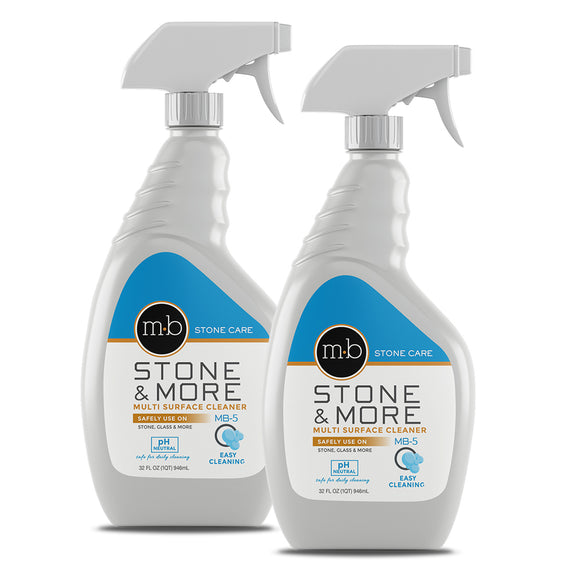 MB5 Stone & More Cleaner Value Pack