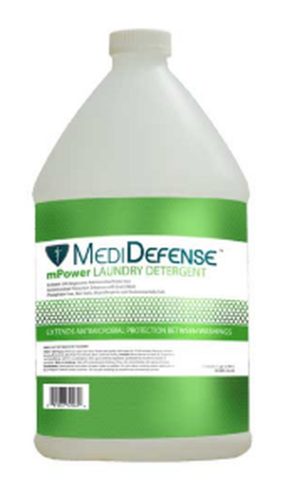 antimicrobial laundry detergent