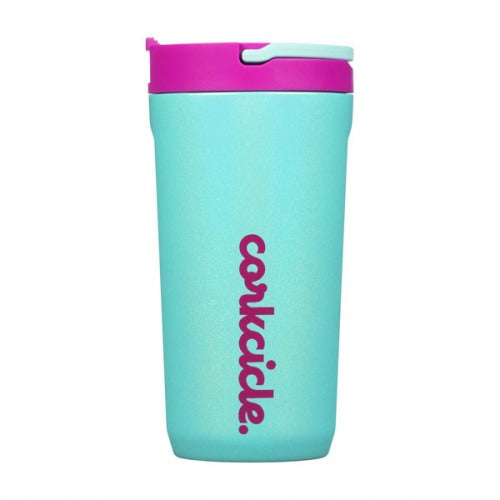 Corkcicle Kids Cup Sparkle Mermaid 12 oz