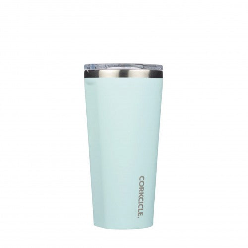 Corkcicle Tumbler 24 oz Powder Blue