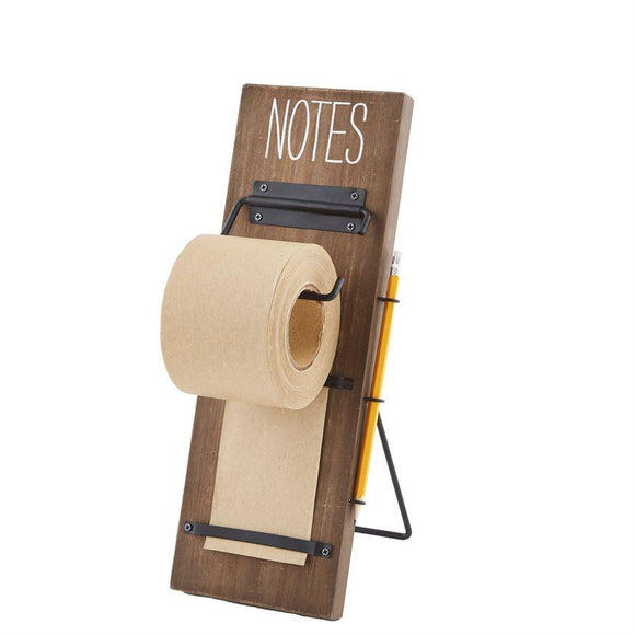 Mud Pie Bistro Note Holder Set