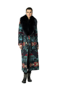 Taos Blanket Duster