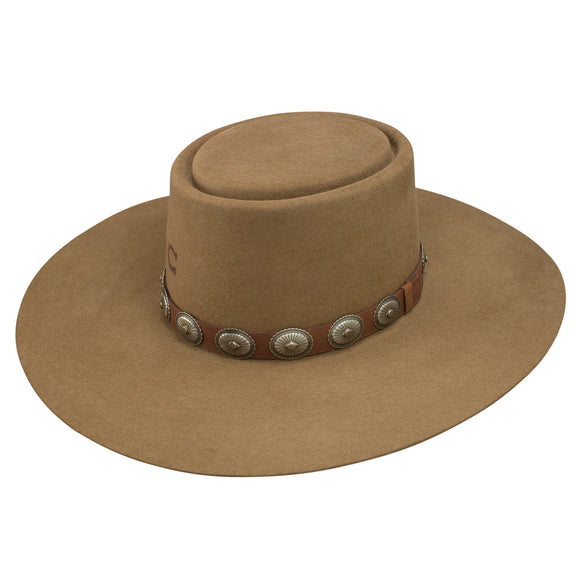 Charlie 1 Hat-High Desert Pecan