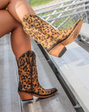 Liberty Black Sienna Chita Miel Mid Calf Boot