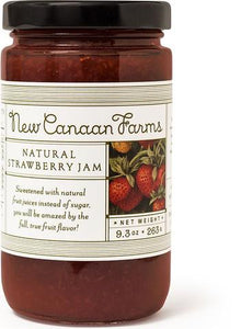 Natural Strawberry Jam