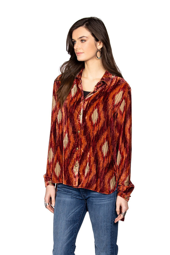Double D Ranchwear-Revolution Top