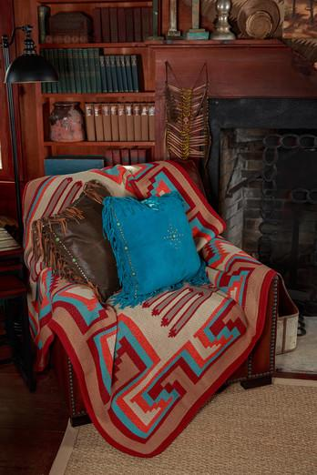 Tasha Polizzi Chiefton Blanket Throw