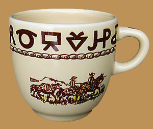 Rodeo Cowboy Rodeo Cup