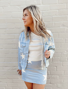Star Baby Denim Jacket