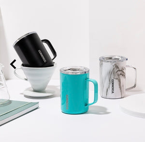 Corkcicle- 16oz Coffee Mug