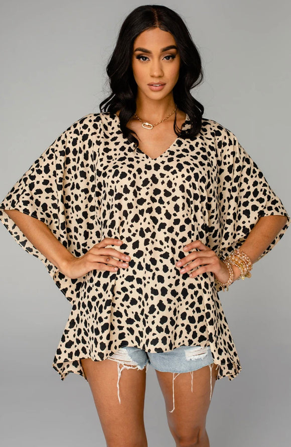 Buddy Love North Tunic Speckled