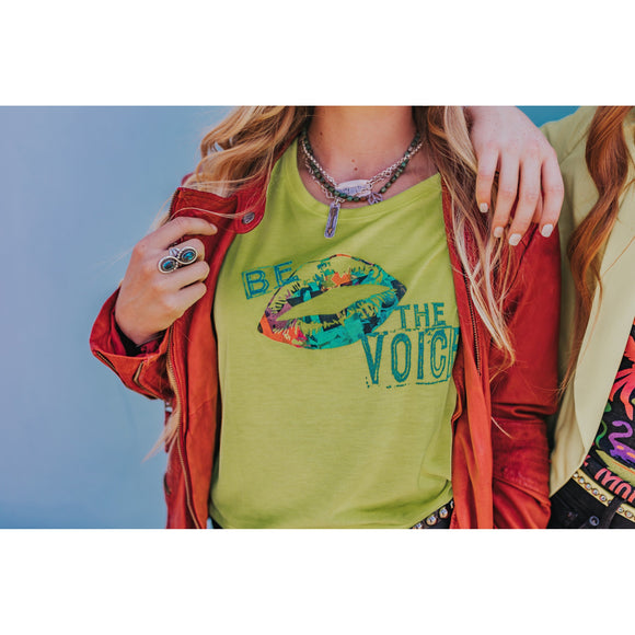 Be the Voice Tee