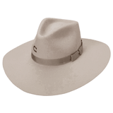 Charlie 1 Horse Highway Hat-Silverbelly