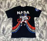 Black Flying Nasa