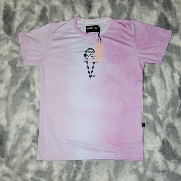 APOLO Altered Logo Tee-Tie Dye