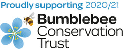Just Bee Loved Business Supporter of the Bumblebee Conservation Trust