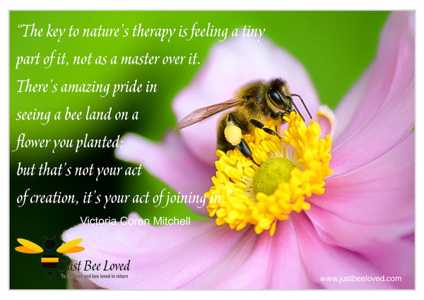 Bee and Nature Quotes Victoria Coren Mitchell