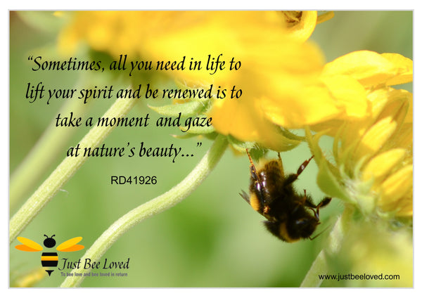 Bee and Nature Quotes Rootsdaughter41926
