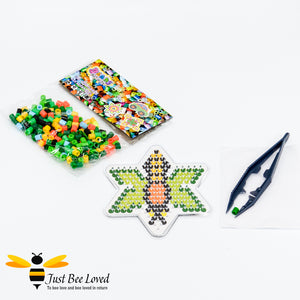 Hama Beads Bee Activity Pegboard Set Toy