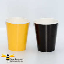 Load image into Gallery viewer, Sunshine Yellow Party Paper Cups Bee Party Supplies & Fancy Dress