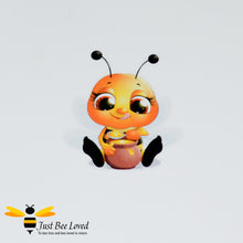Load image into Gallery viewer, Bumblebee Mini Wall Sticker Bee Party Supplies & Fancy Dress