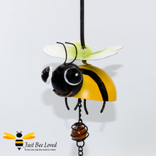 Load image into Gallery viewer, Bumblebee Door Wind Chime