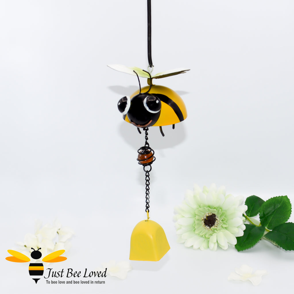Bumblebee Door Wind Chime