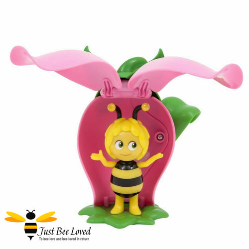Maya The Bee and Magic Flower Toy