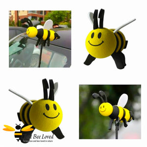 Bumblebee Car Antenna Topper Gifts For Men