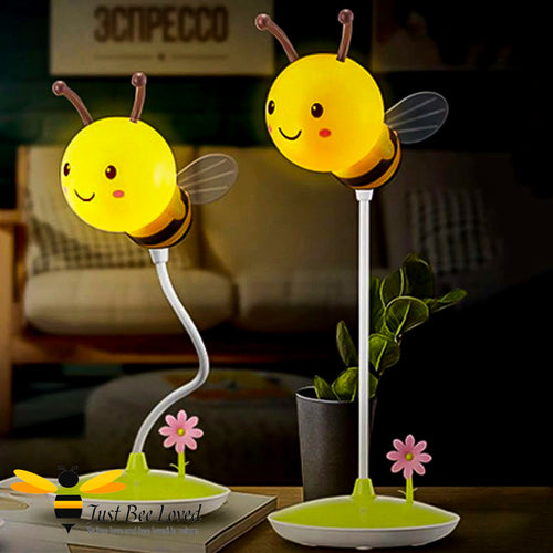 Children's Bumble Bee Night Light Lamp